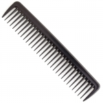 PROFESSIONAL ANATOMIC COMB WITH ANTISTATIC